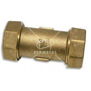 Grifería tipo llave para duchas manilla metálica cromada