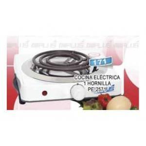 cocina eléctrica 1 hornilla mlplus