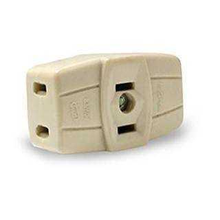 Interruptor eléctrico doble, Nasri, marca FM Powers