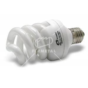 Ahorrador de energía eléctrica, Espiral largo, E-27 de 25/125 wattios